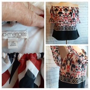 EVA MENDES BY NYC BLOUSE A520